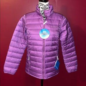 Columbia girls elm ridge puffer jacket
